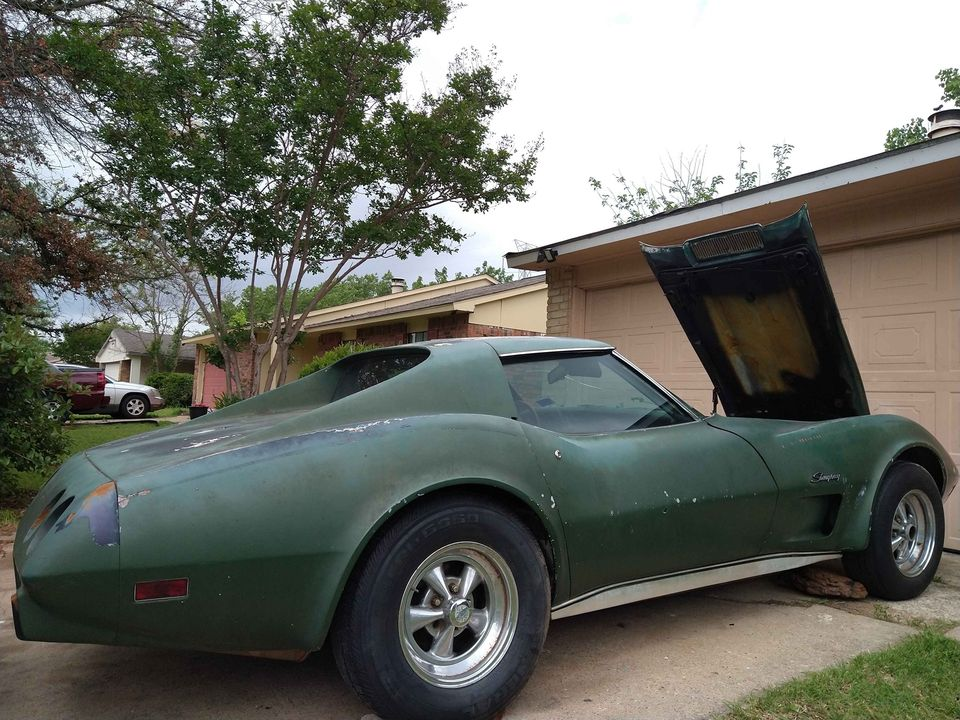 Ridetech Recipe: This 1976 Corvette Speaks To Me, And I Think It Would Make An Awesome Corner Carver