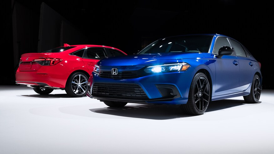 Gear Jamming: The 2022/2023 Honda Civic Si and Honda Civic Type-R Will Both Be Manual Transmission Only