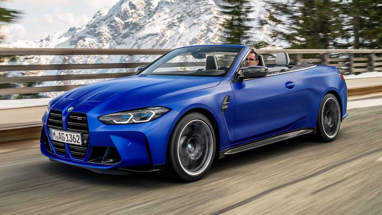 Wider, Softer, Better? The Upcoming M4 Convertible Tackles All The Design Shortcomings Of Its 430i Little Brother