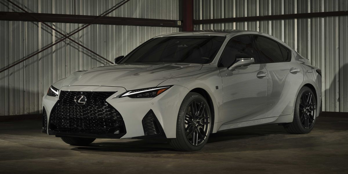 Weapons Grade Sedan: Is Toyota Developing A Twin Turbo V8 Sports Sedan To Take On All Comers?
