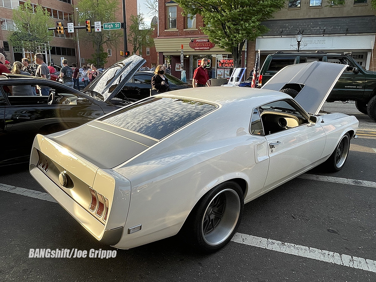 Our Pottstown Cruise Night Photos Continue! More Street Machines, Muscle, Drag Cars, And Trucks