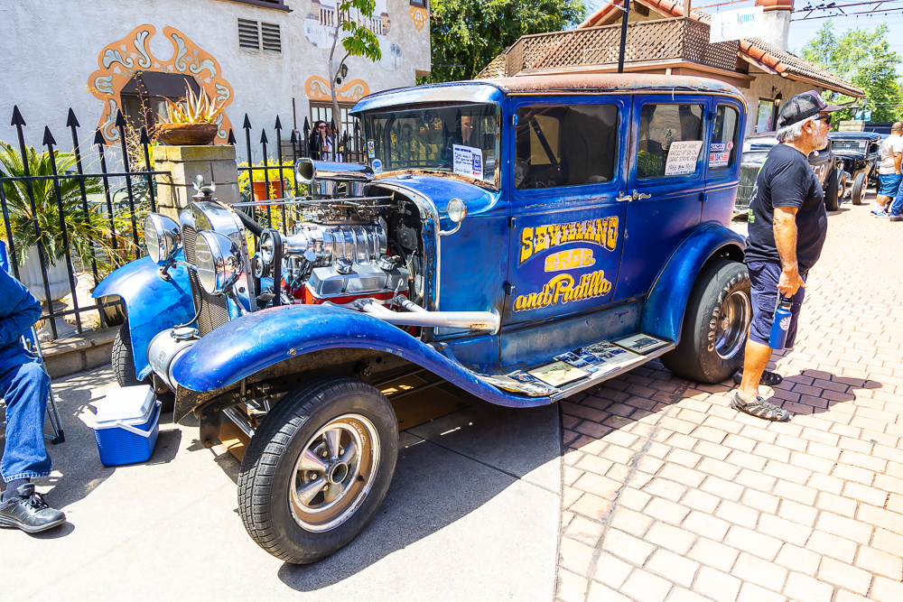 2021 Aces Car Club Hot Rod Resurrection: The Coolest Iron At The Huntington Beach Car Show!
