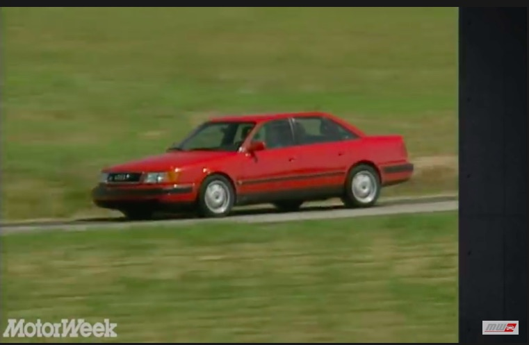 New In '92: Check Out This Review Of The 1992 Audi S4 – A Performance Sedan A Cool Sleeper