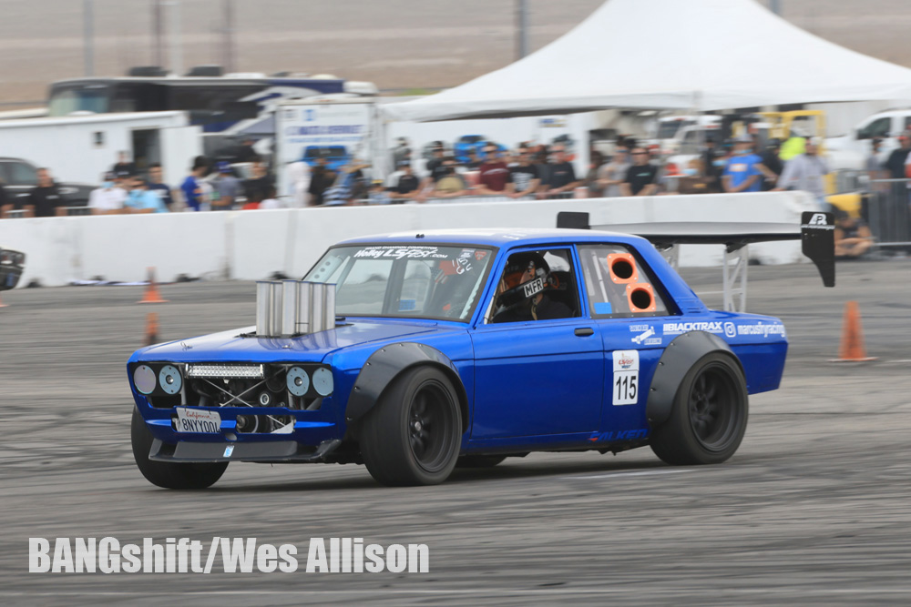 Corner Burning Action From LSFest West In Las Vegas: We've Got Pro Touring Photos From The Track And Autocross