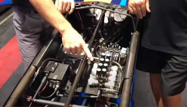 Timers: Here's How A Top Fuel Clutch Knows When To Do What It Does