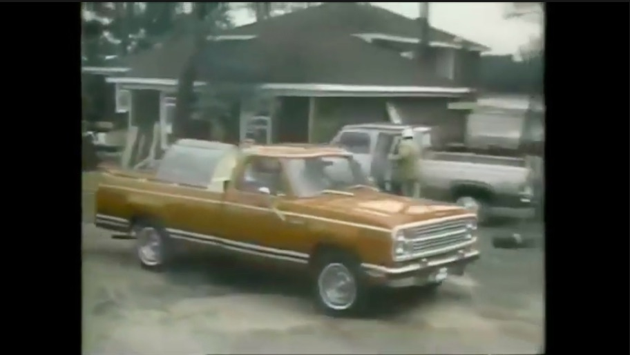 Late 1970s Car Ad Video Bonanza: Dodge Trucks, Ford Trucks, Mercedes Station Wagons, and Even Some Buick Opel Love