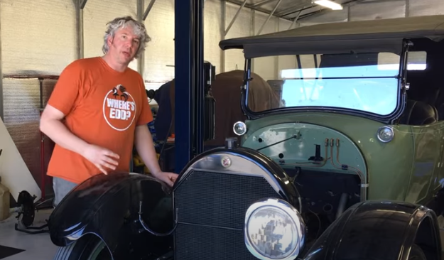Edd China Show Us What Happened To The Cadillac's That He And Mike Were Supposed To Race Across China And Europe!