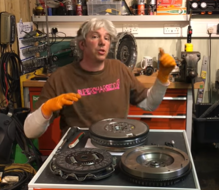 Edd China's Workshop Diaries Episode 5: More Work On The Range Rover, And The Electric Ice Cream Truck!