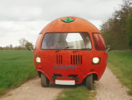 Edd China Is Working On An Orange, Yes And ORANGE, And It Is Awesome!