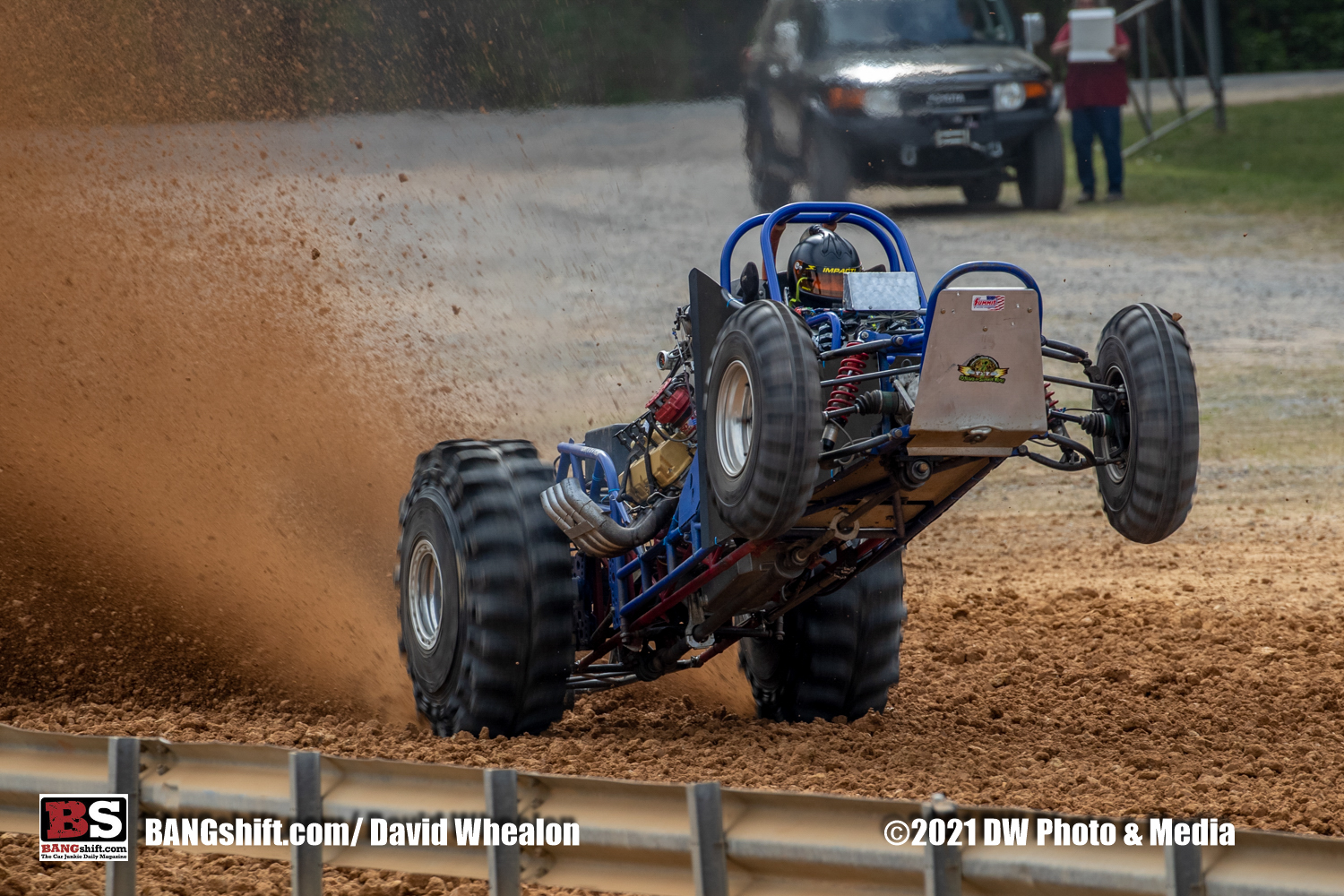 Romping Through The Swamp: Awesome Mud Bog Action From The Lee County Mud Motorsports Park