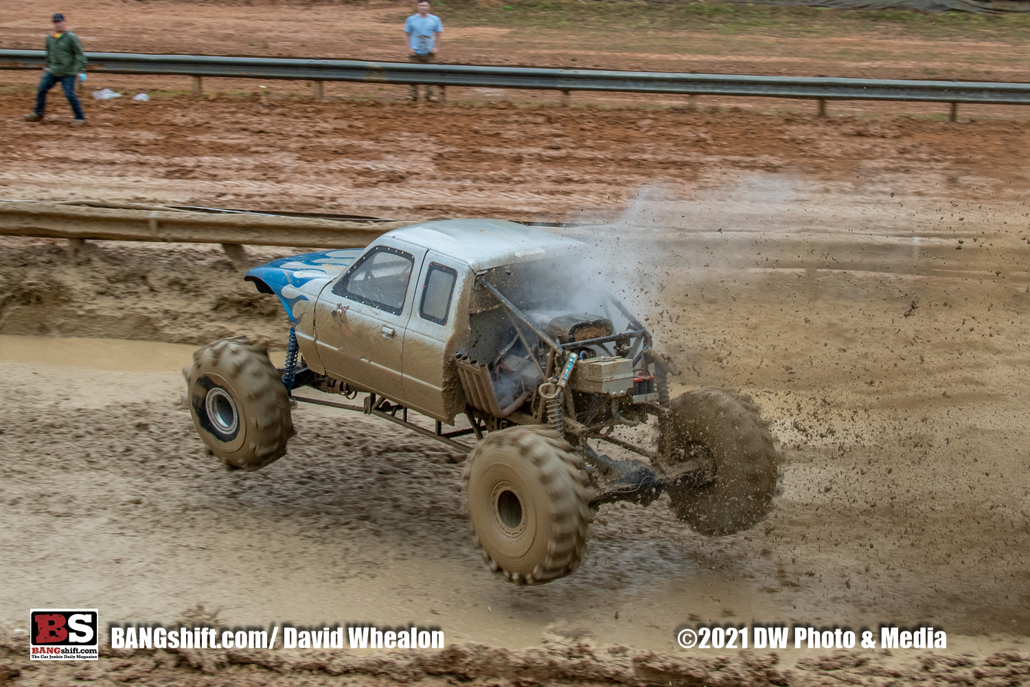 Filthy Action Photos: Monsters Of The Mud Attack Lee County Mud Motorsports Complex!
