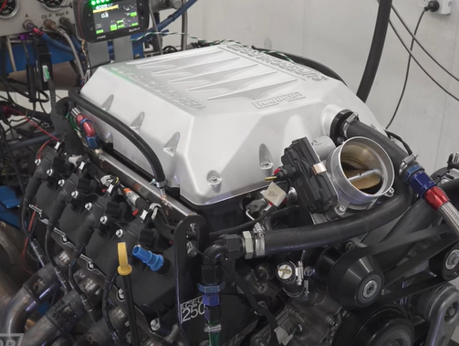 Ford Godzilla 7.3 Supercharger Testing: This Thing Is A Beast!