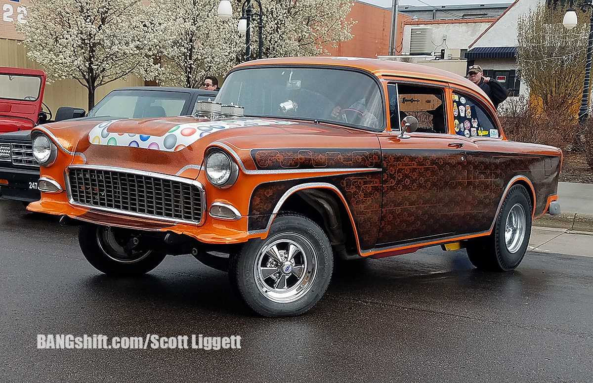 Photo Coverage From The Highway Creepers Rock And Rods Car Show: Cars, Trucks, Customs, And More.