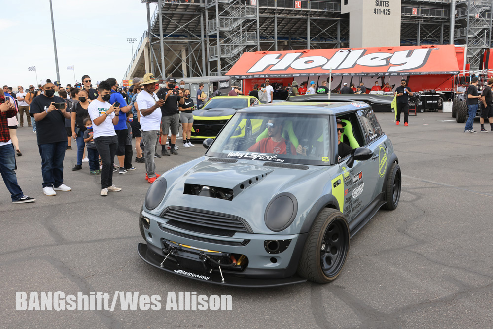 More Great Photos From LSFest West In Las Vegas! There Were All Kinds Of Cool Rides On The Property.