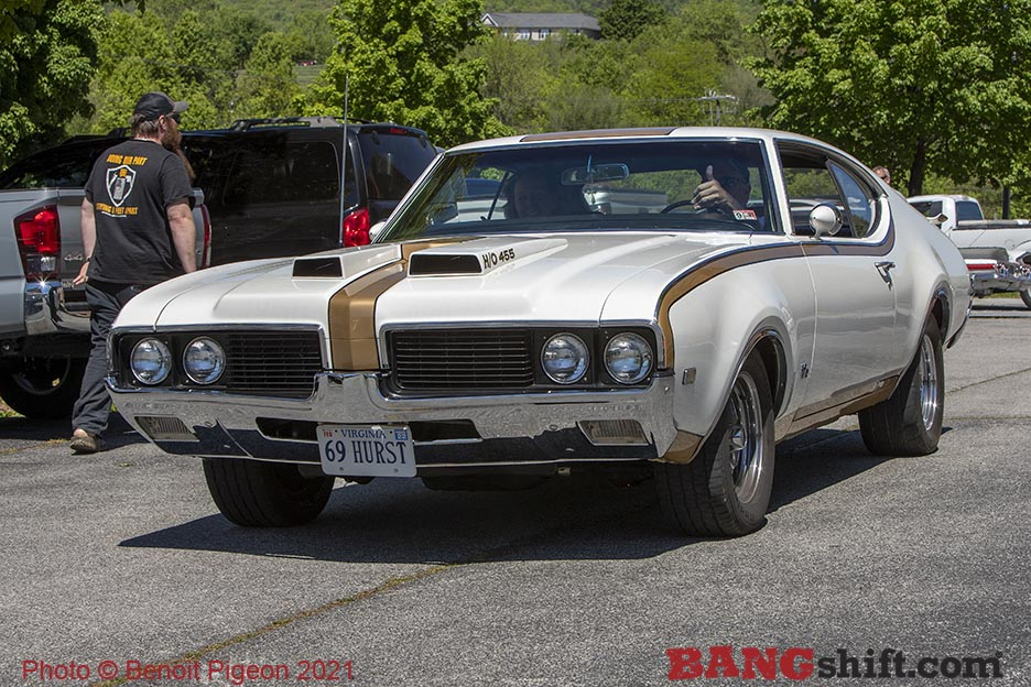 2021 Spring Roanoke MDA Car Show Photo Coverage: More Neat Iron In The Virginia Sun!