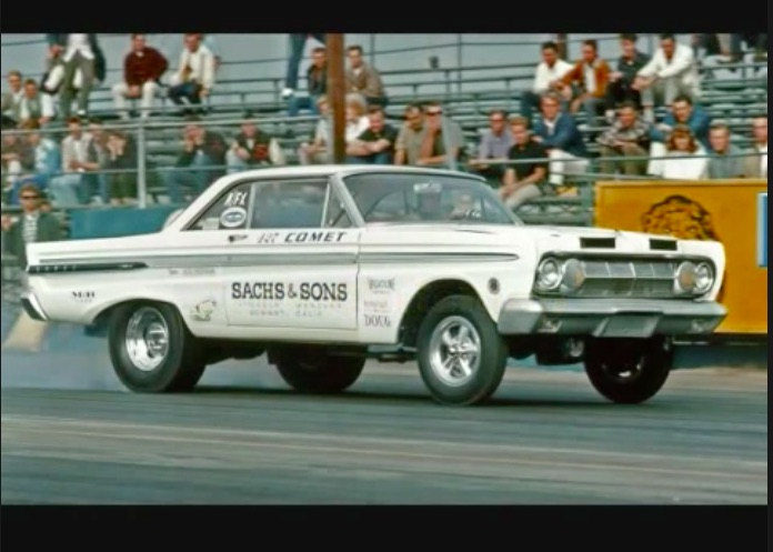 Romping Stomping Historic Video: Check Out This Amazing Footage Of Drag Racing Legends In 427 Comets And Thunderbolts