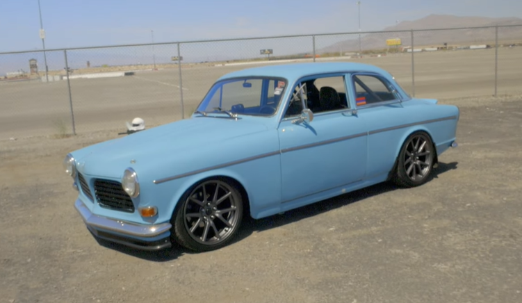 This LS Swapped 1962 Volvo Is Way Cool And Packs A Punch The Owner Isn't Afraid To Throw
