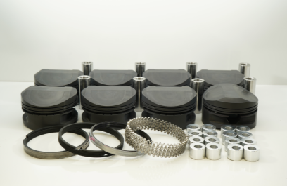 Hemi Pistons Baby! MAHLE Motorsport Introduces Top Alcohol Hemi PowerPak Piston Kit