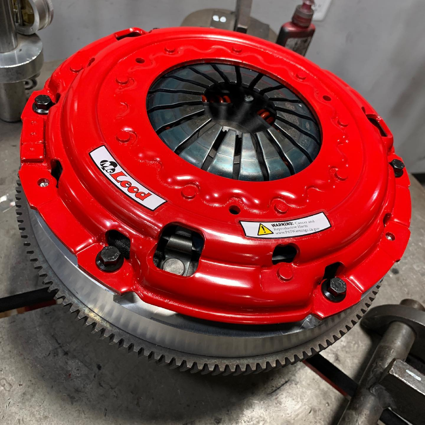McLeod Has 1.5T Civic Clutch And Flywheel Combos In Stock – Get 'Em While They Are Hot!