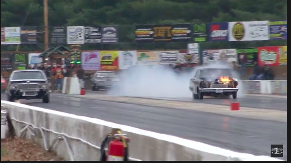 Pop, Bang Video: Watch This Mean Little Nova Leave The Starting Line, Catch Fire, And See The Interesting Way It Is Put Out