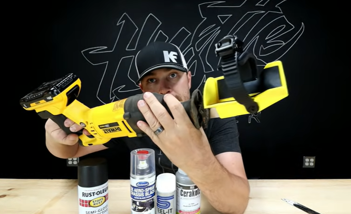 Awesome, Weird, Or Hmmmm? This Paint Shaker Attachment For Your Sawzall Could Be Epic Greatness Or An Epic Fail