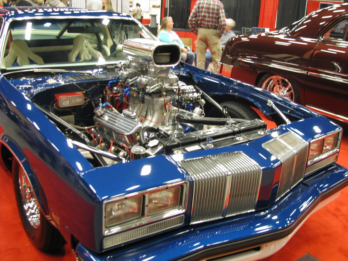 2021 Pigeon Forge Rod Run Photos: The Massive Show In Tennessee Was Filled With Bangshifty Iron