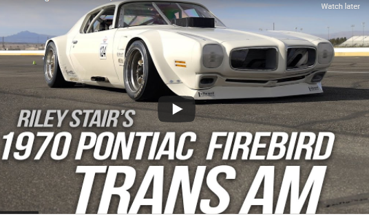 Riley Stair Brought His Bad Ass, Homebuilt, 1000HP, Pontiac Trans Am to LS Fest West 2021 In Vegas