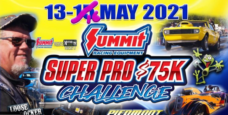 FREE LIVE STREAMING VIDEO: The Super Pro $75,000 Challenge Bracket Race Continues!