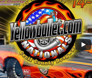 FREE LIVESTREAM From The Yellow Bullet Nationals At Cecil County