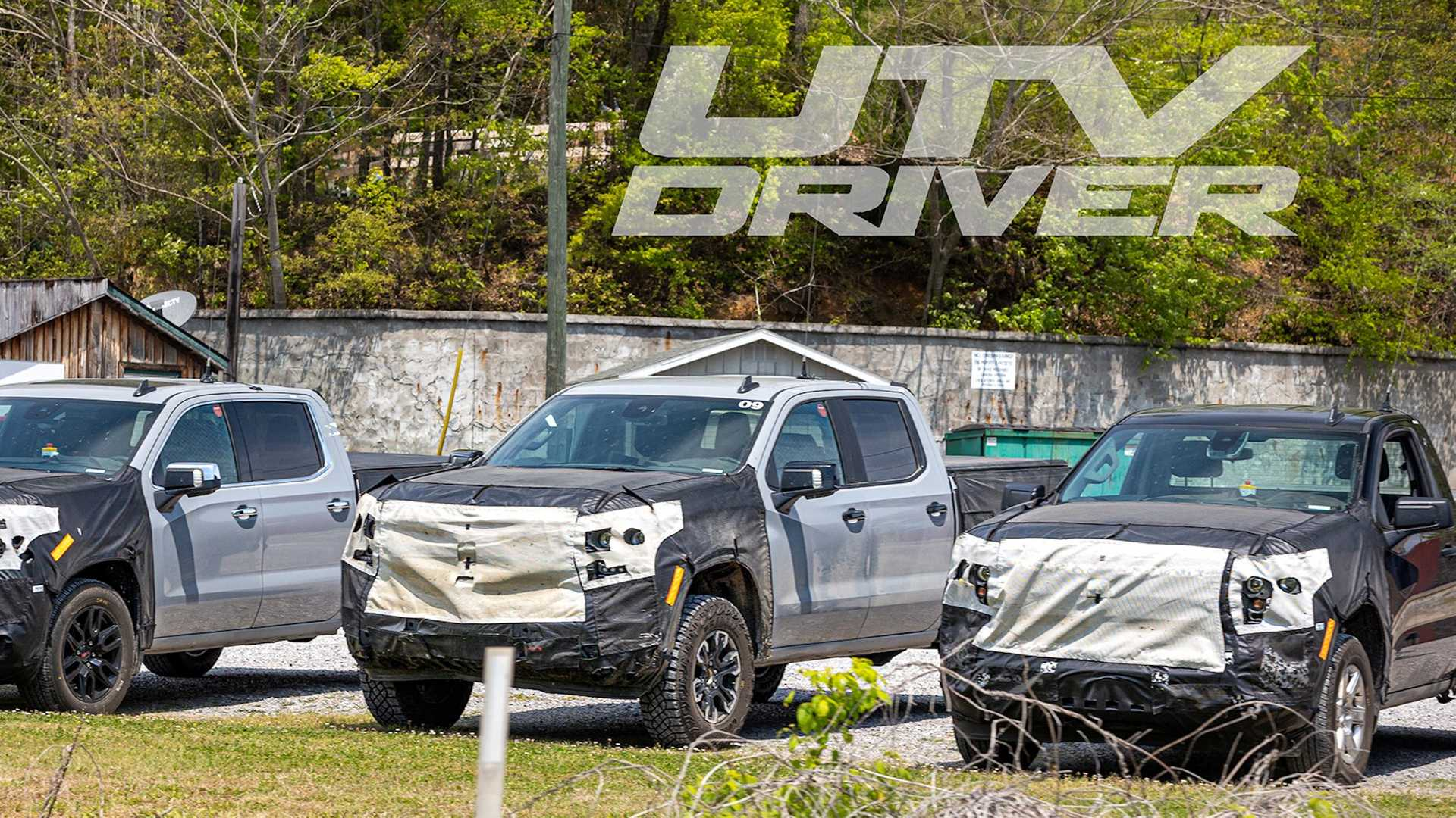 Here They Come: Chevrolet Set To Enter The Hyper-Pickup War With Silverado ZR2, Raptor and TRX In Its Sights