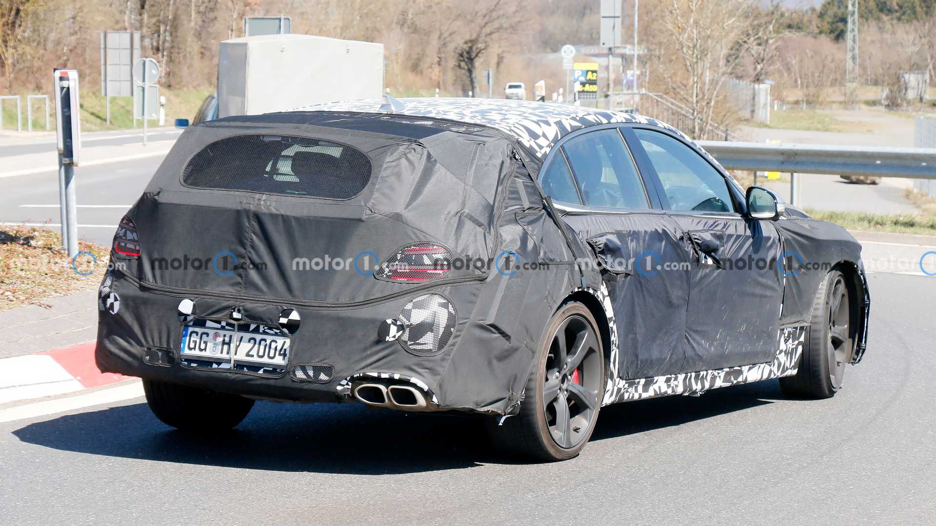 The American Station Wagon Is Coming Back…From Korea – The Genesis G70 Wagon Looks Like It Might Be Awesome