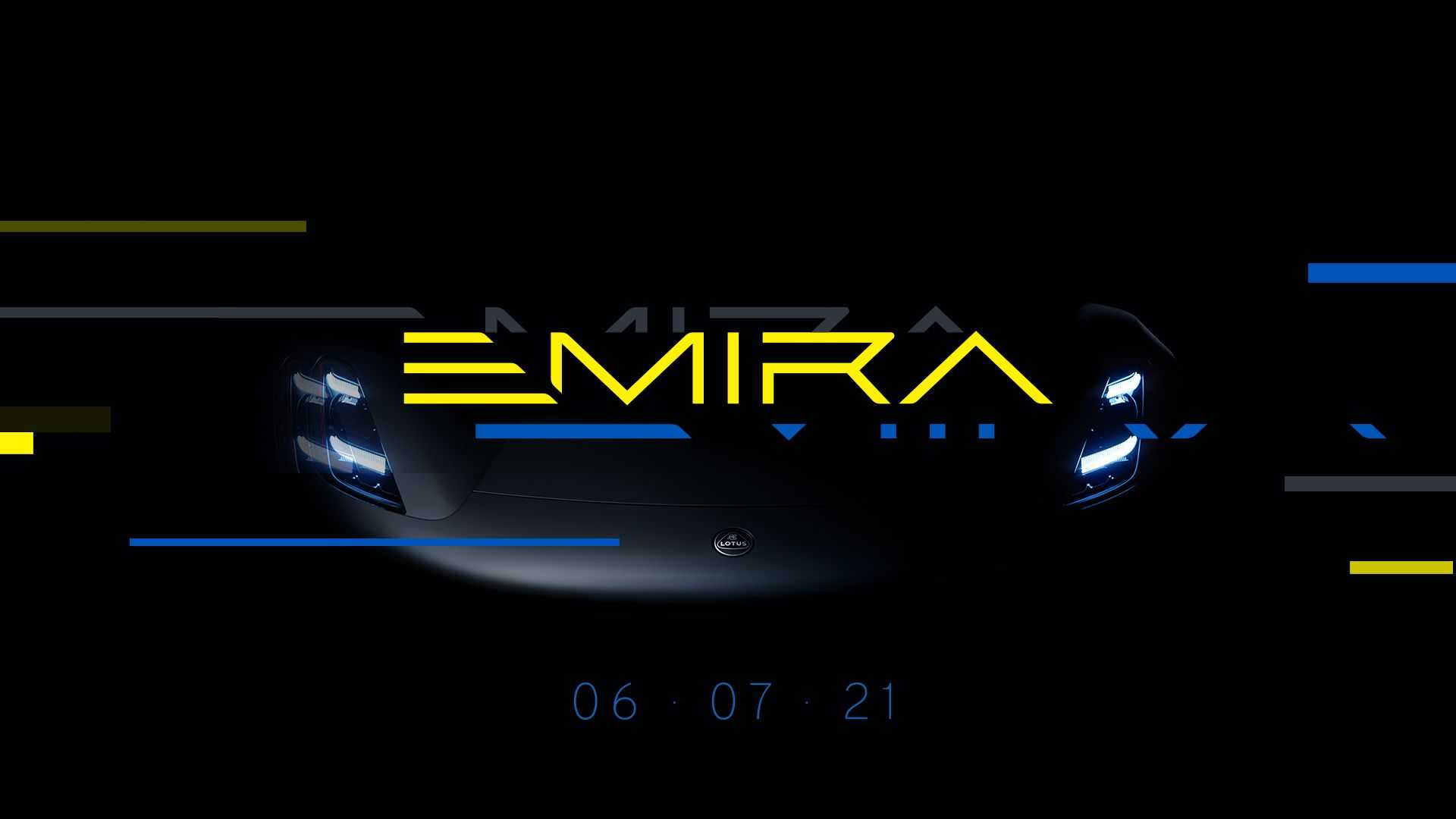 Chapman Would Be Proud: The Upcoming Lotus Emira Will Capture Power, Lightness, and Performance