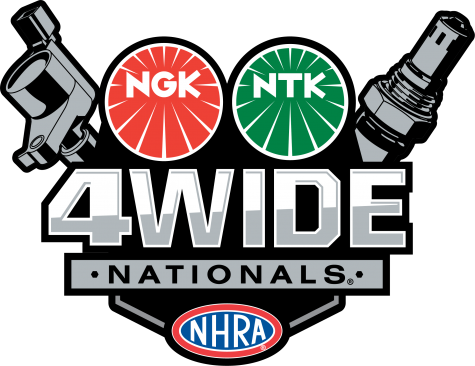 B. FORCE, DEJORIA, ANDERSON AND GLADSTONE TAKE NO. 1 SPOTS AT NHRA FOUR-WIDE NATIONALS AT ZMAX DURING Q1