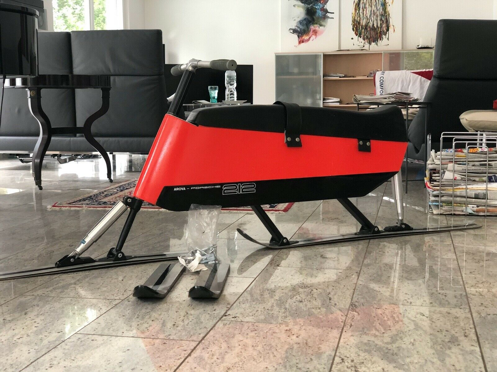 eBay Find: This Could Be The Weirdest And Most Interesting Porsche Accessory Ever Offered – Rare and Cool!
