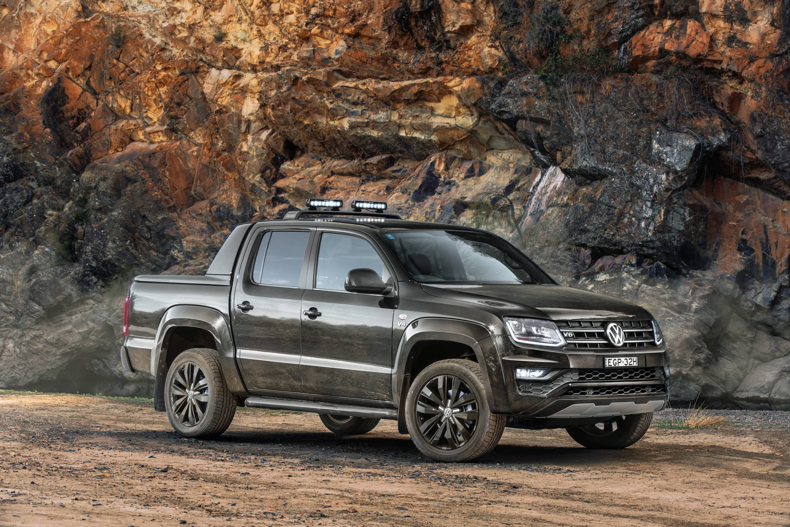 Ford-Wagen: Ford and VW Are Teaming Up On  The Next Generation Of Ranger – Built VW Tough?