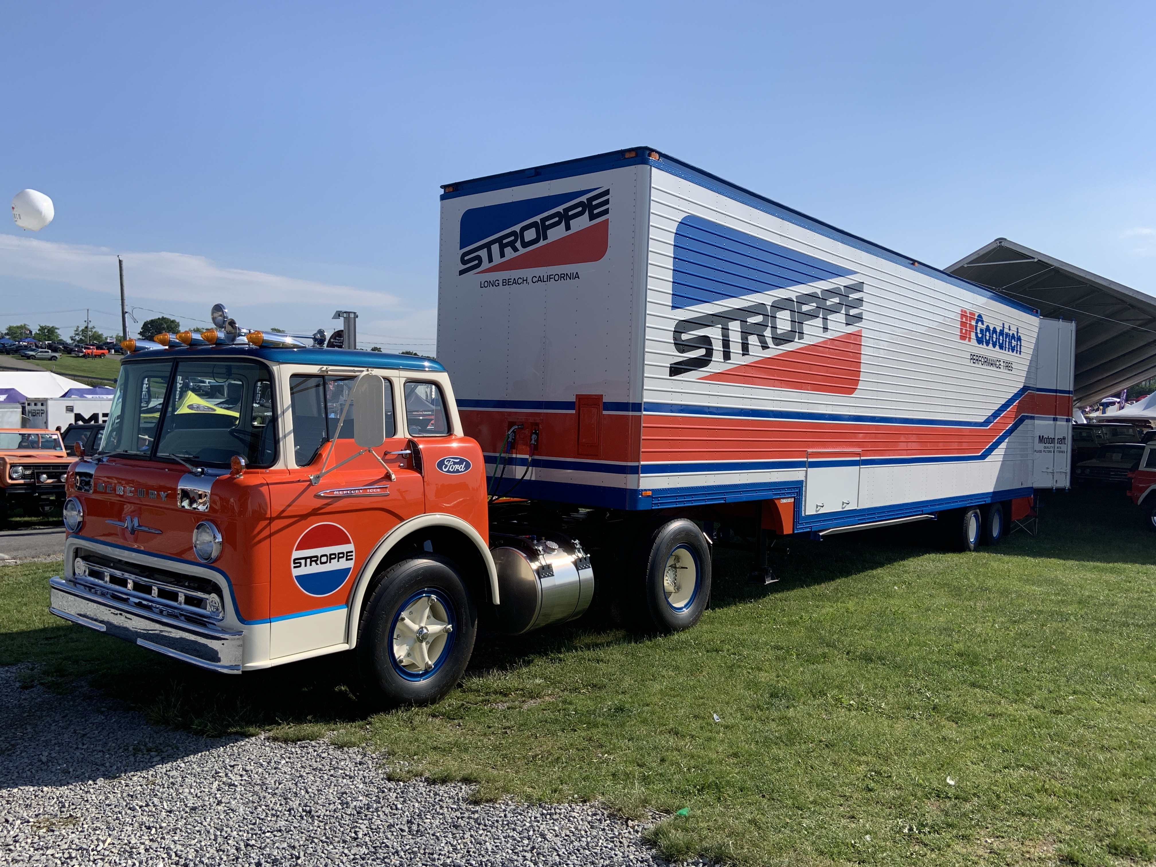 2021 Fords At Carlisle Photo Coverage: More Blue Oval Beauties By The Dozen Including Vintage Race Cars, Rigs, and More!