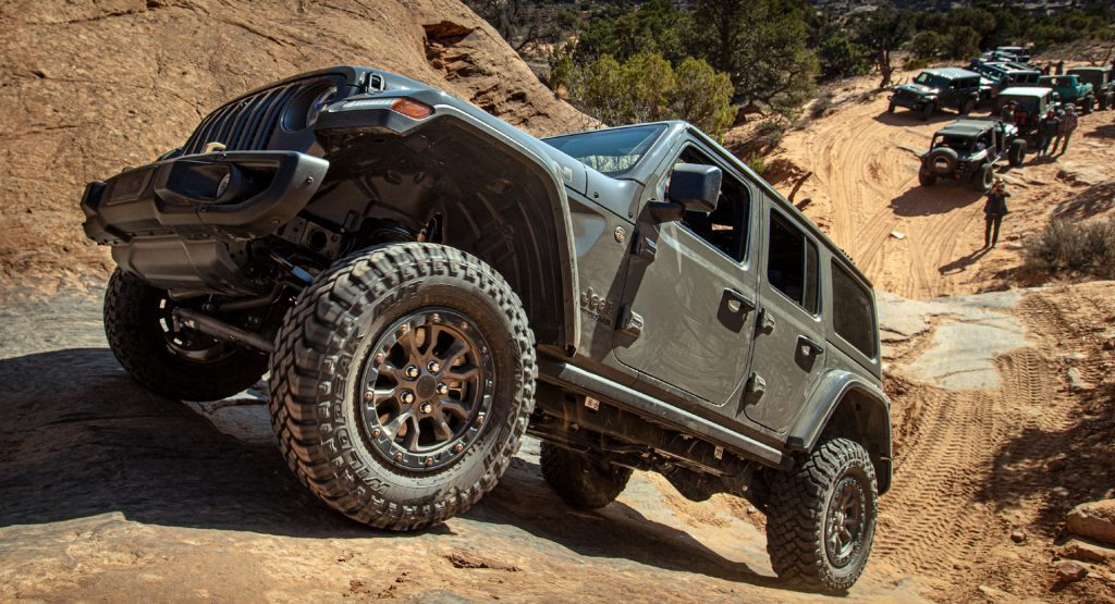 """Jeep Fires Back: The New Xtreme Recon Jeep Wrangler Package May Leave You Asking, """"Bronco? Never Heard of It"""""""