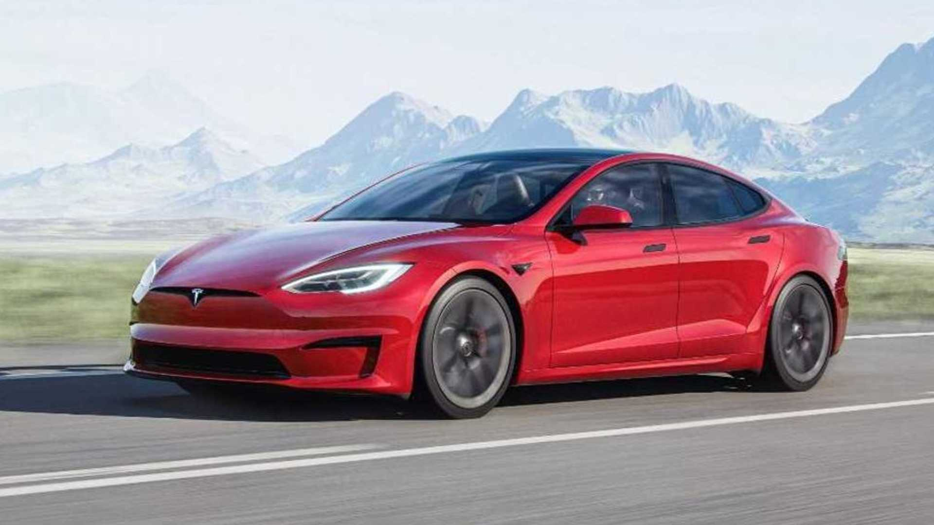 Plaid Enough For You: The New Tesla Model S Plaid Is So Fast, The Company Has Paused Development Of A Faster One!