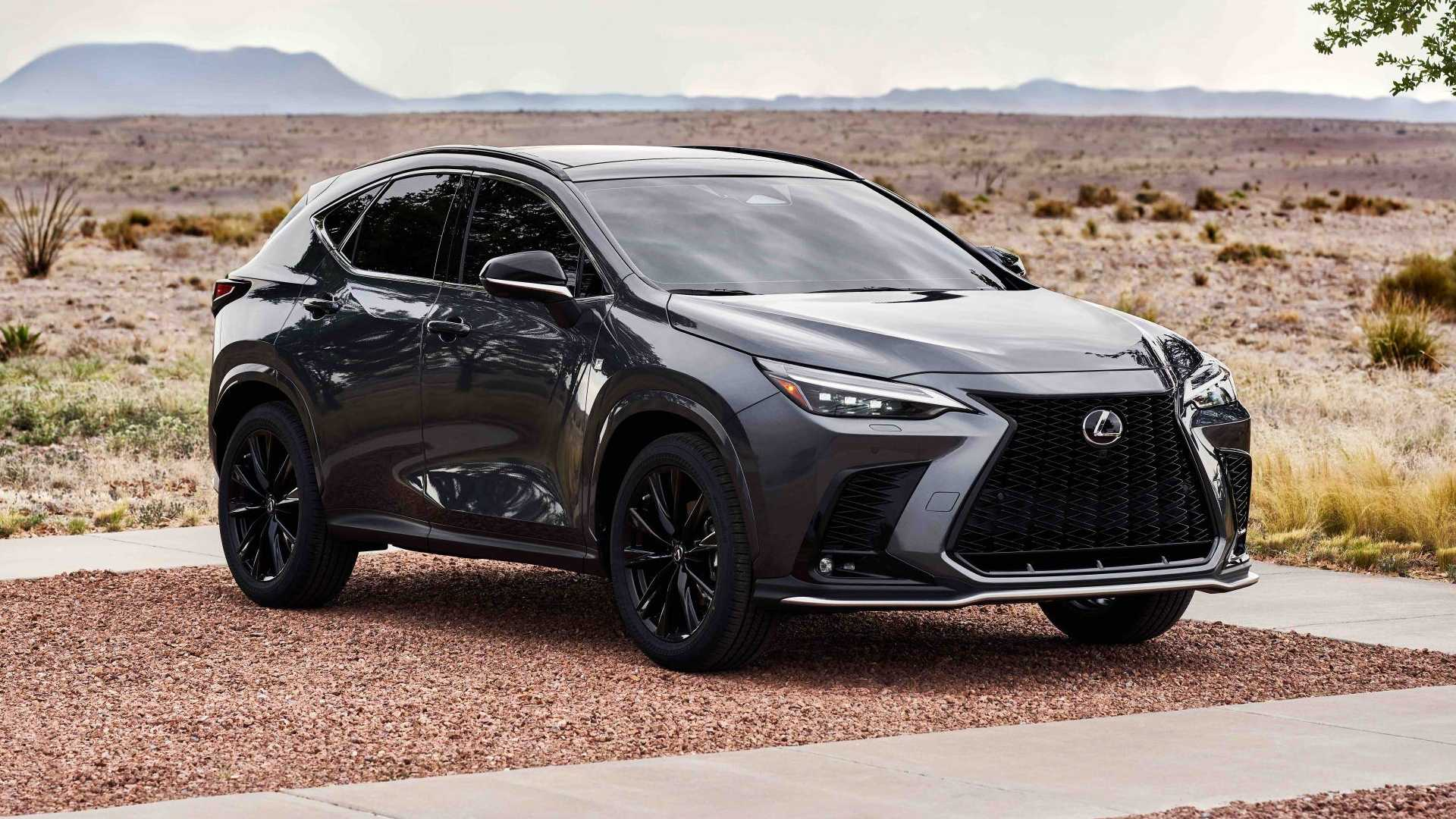 Level Up: Lexus Gets Serious About The Compact Crossover Market With All New NX