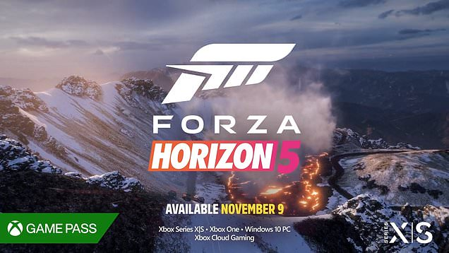 Game Time: Forza Horizon 5 Is On The Way And Man Does It Look Good!