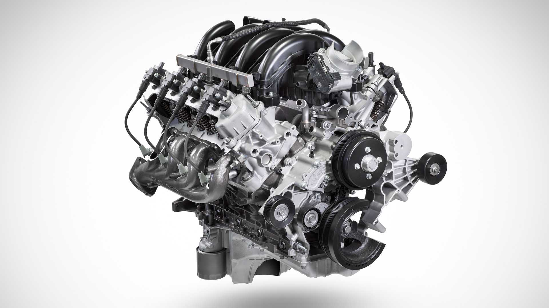 Rumor Mill: Ford Is Developing A Factory Turbocharged Godzilla 7.3L V8 Engine