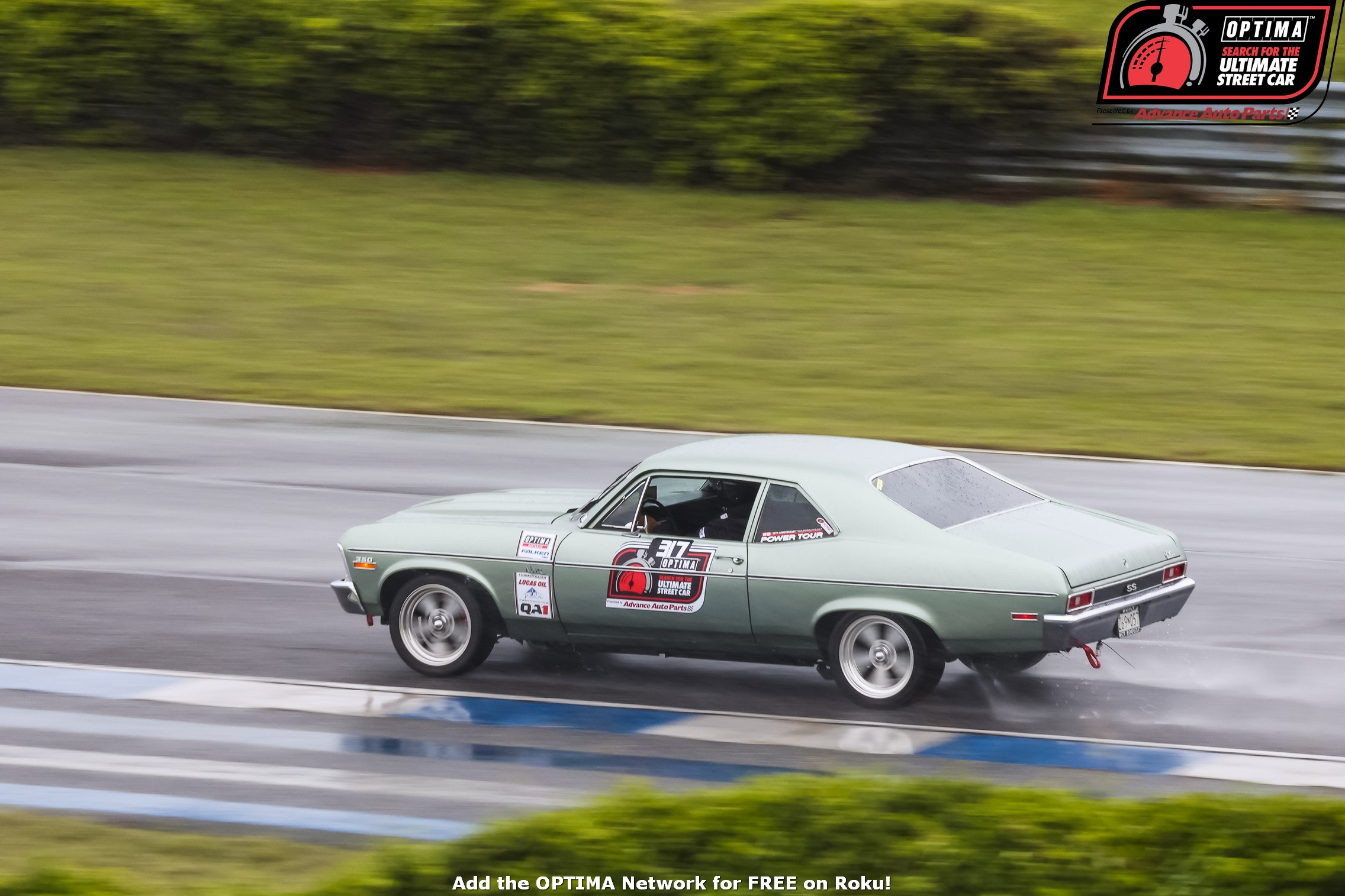 The Numbers Game: Chasing Points In OPTIMA's Search For The Ultimate Street Car Series