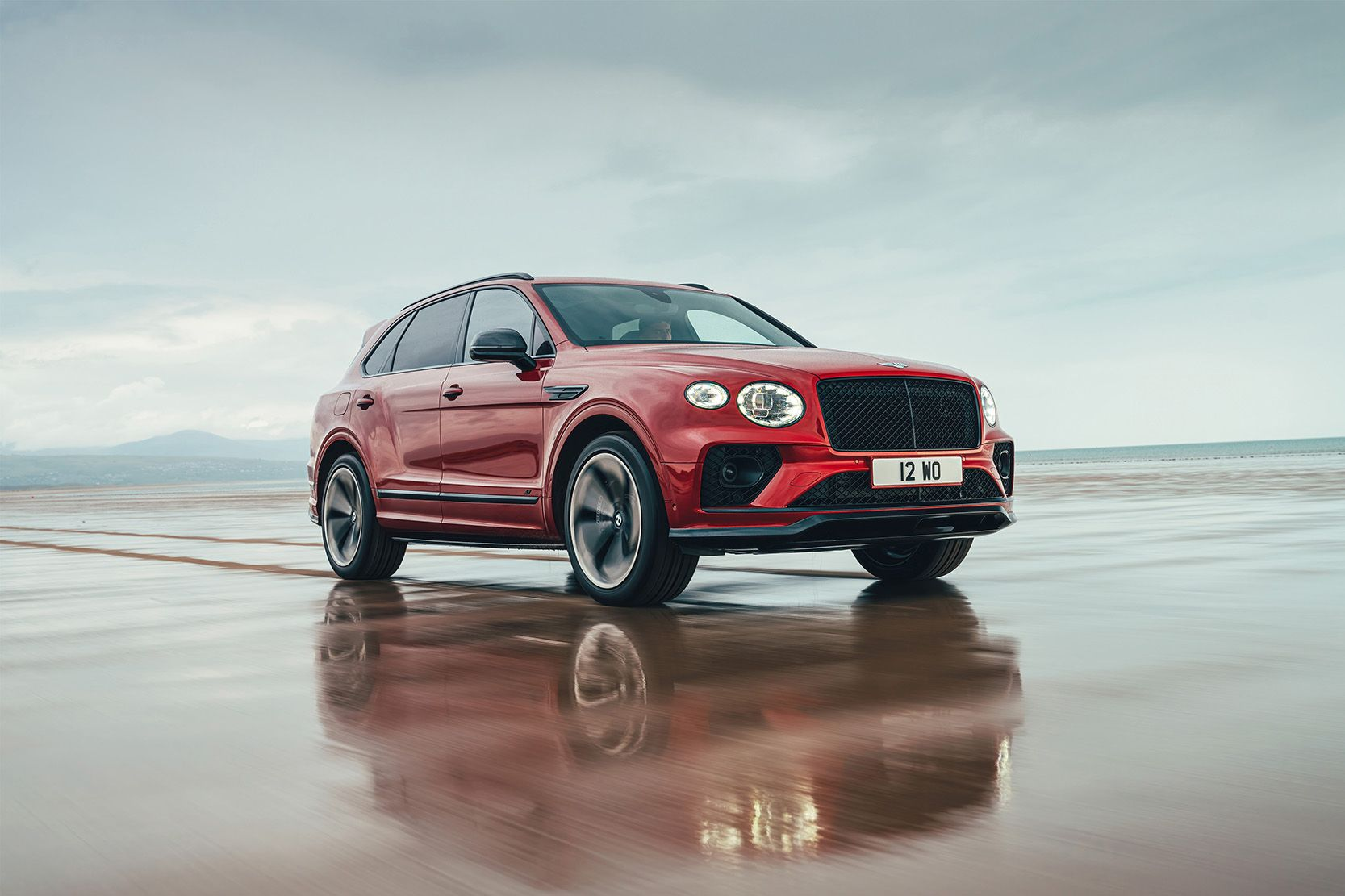 """Ballin' On A Budget: Bentley Releases New """"Base"""" Model 2022 Bentayga S For The More Reasonable Billionaires"""