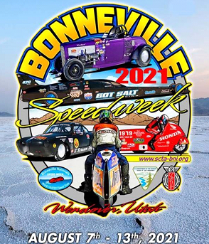 Bonneville Speed Week Is On, And Here Is All The Info You Need To Come Out And Have Fun With Us!