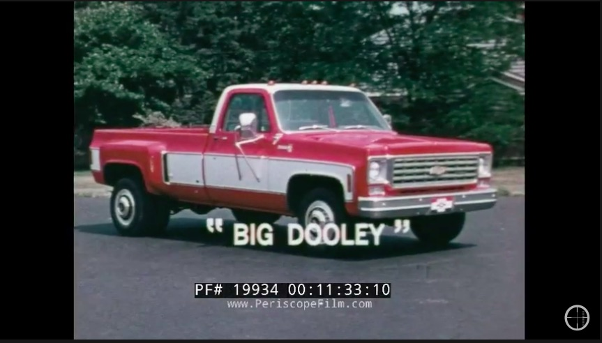 Squarebody Cinema: Check Out This Salesman Training Video On 1974-75 Chevrolet Trucks