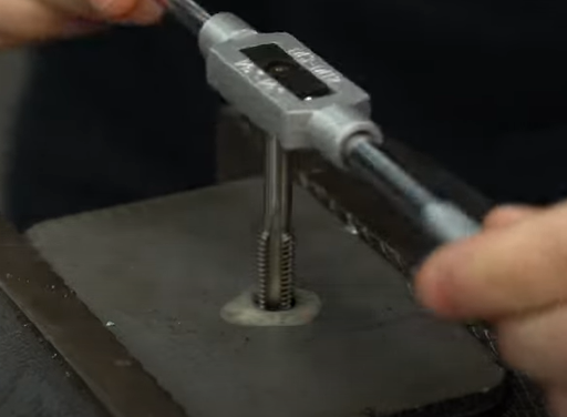 Hand Tool Tech: How To Use A Tap And Die Set To Thread Holes And Studs, And To Make Repairs