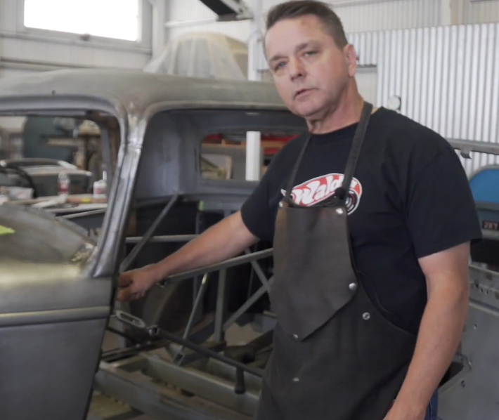 Chop Top How-To: Walden Speed Shop Continues To Show Us How To Chop A '32 Ford Coupe