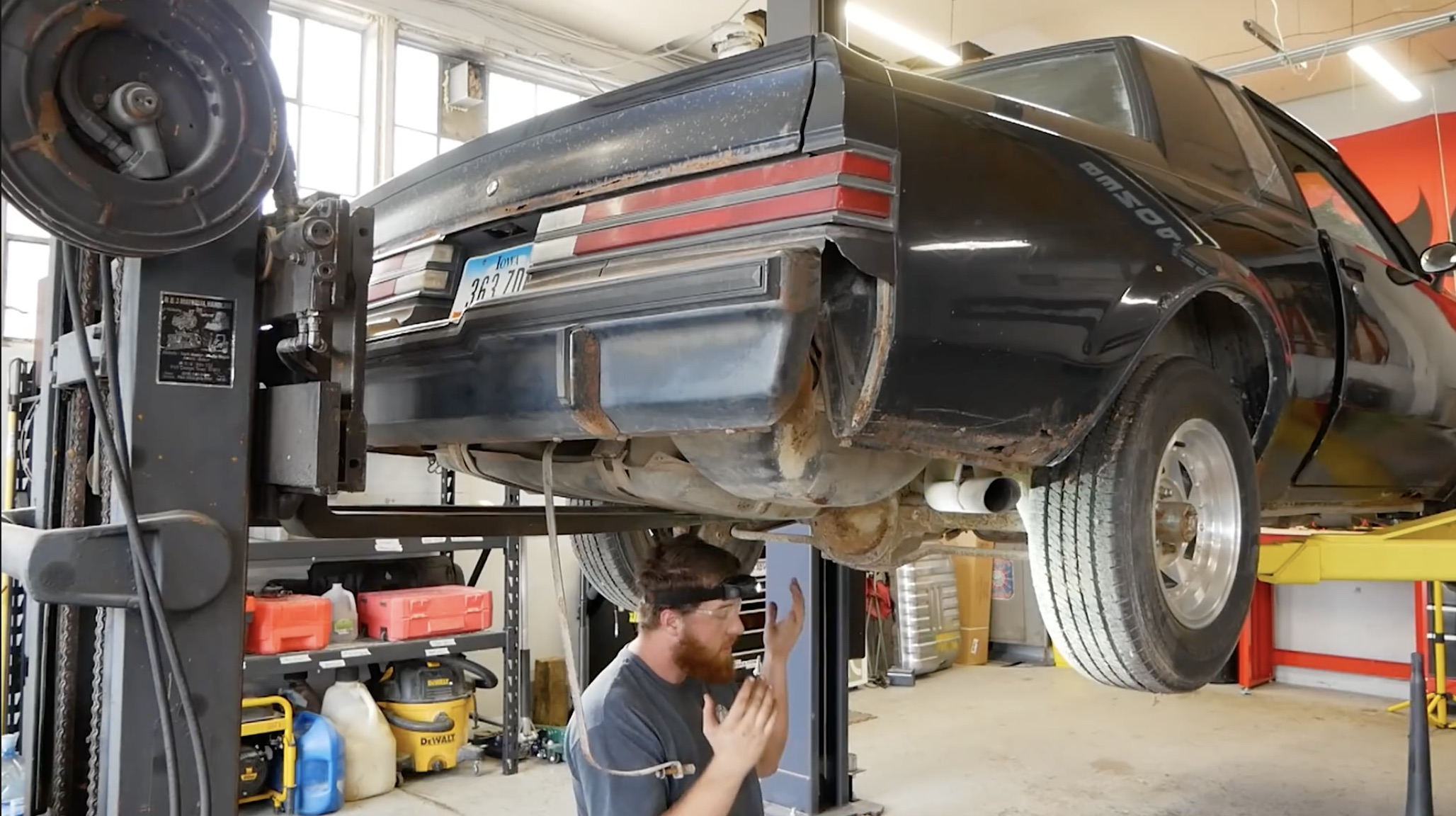 Never Meet Your Heroes: Waking Up A Super-Rusty Buick Grand National
