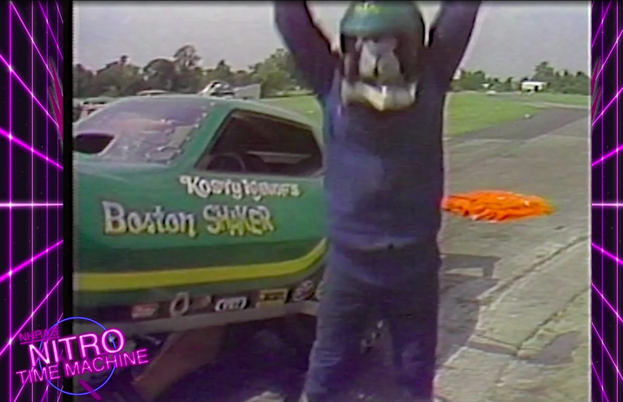 Underdog Greatness: Watch Kosty Ivanof's Incredible Trip To The 1979 NHRA US Nationals