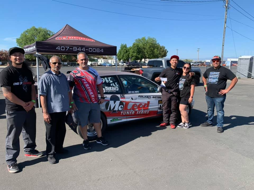 Walking The Walk: McLeod Racing's Joe Macasero Goes to the Finals at Import Face Off